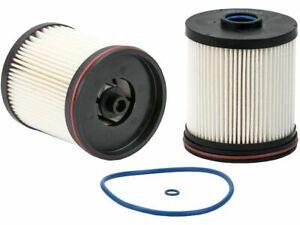 WIX Fuel Filter fits GMC Sierra 2500 HD 2017-2020 6.6L V8 74FYDJ