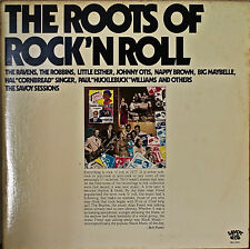 THE ROOTS OF ROCK 'N ROLL The Savoy Sessions-NM1977 2LP JOHNNY OTIS/BIG MAYBELLE