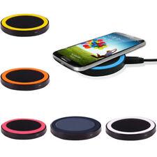 Qi Wireless Charger Charging Pad Mat For Samsung Galaxy S8 Google Nexus Z Kq