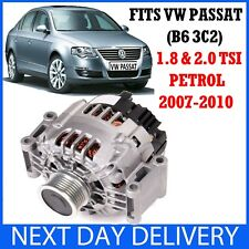 VW PASSAT B6 3C2 1.8 & 2.0 PETROL TSI 2007-2010 BRAND NEW 140A ALTERNATOR 140AMP