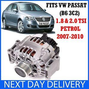 VW PASSAT B6 3C2 1.8 & 2.0 PETROL TSI 2007-2010 BRAND NEW 140A ALTERNATOR 140AMP