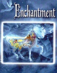 'ENCHANTMENT' BY DOREEN VIRTUE, BIRTHDAY GREETING CARD, LEANIN' TREE