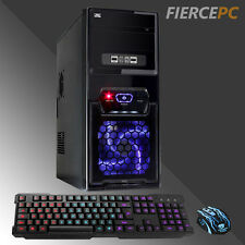 ULTRA FAST Quadcore 16GB 1TB Desktop Gaming PC Computer Bundle 4.2GHz AMD 197294