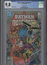 BATMAN AND THE OUTSIDERS #7 MT 9.8 CGC HIGHEST 1 OF 1 CANADIAN PRICE VARIANT