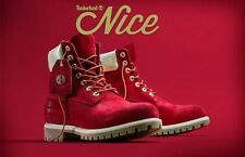 "NEW! Women's LIMITED ED. ""NICE"" Timberland Boots Sz 7 SOLD OUT! RARE!"