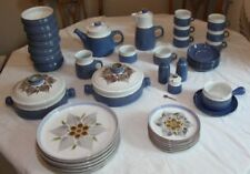 Denby Pottery Dinner Services