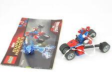 LEGO Ultimate Spider-Man Spider-Triciclo VS MARVEL SUPER HEROES 76014 NO ELECTRO