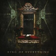 King of Everything 0840588106752 by Jinjer CD