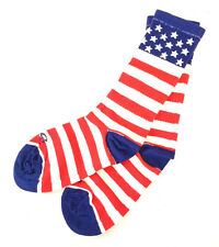 SockGuy USA Flag Sock Red/White/Blue Small/Medium 5-9