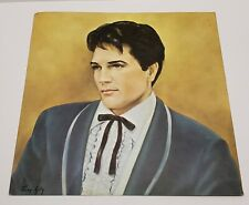 "Vtg Elvis Presley ""Frankie and Johnny"" Collectible Print by June Kelly Rare"