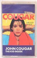 John Cougar - The Kid Inside - Cassette Tape [CLAMC112]