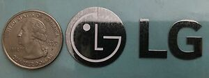MFT62346502 LG Appliance Logo Name Plate Sticker Replacement