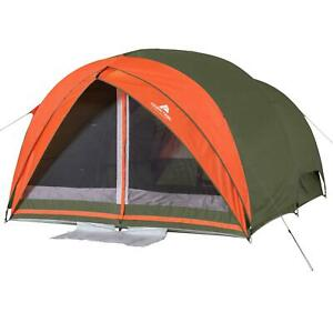 Ozark Trail 8 Person Dome Tunnel Tent with Maximum Weather Protection