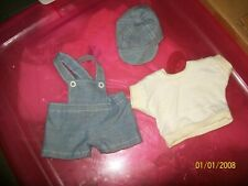 Cabbage Patch Kids Toddler Outfit Approx 10 To 12In Size Dolls Romper