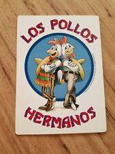 Breaking Bad Los Pollos Magnet Great Show