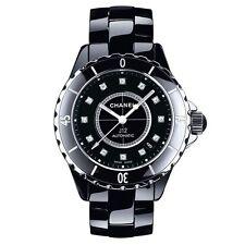 CHANEL Round Ceramic Case Wristwatches