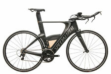 2015 Specialized Shiv Elite Triathlon Bike Large Carbon Shimano 105 5800 11s