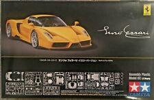 1/24 Enzo Ferrari (Yellow Version) -- Tamiya Sports Car Series #24301