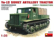 Soviet Artillery Tractor Ya-12. Early Production 1:35 Plastic Model Kit MINIART