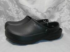 SKECHERS BOB'S YOUTH BOYS/GIRLS BLACK CLOG SLIP-ON SHOES SIZE 4 NEW W/O BOX