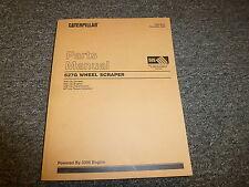 Caterpillar Cat 627G Motor Wheel Scraper w/ 3306 Engine Parts Catalog Manual