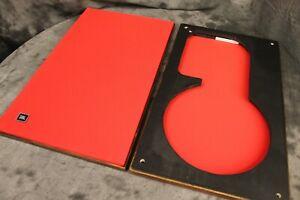 15 Color Choices JBL L100 Grilles New Walnut Frames, Inserts & Metal JBL Badges