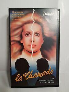 LA CHAMADE (1969) VHS - CATHERINE DENEUVE, MICHEL PICCOLI