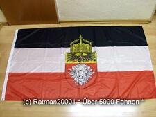 Fahnen Flagge Deutsch Ostafrika Großes Wappen Digitaldruck - 90 x 150 cm