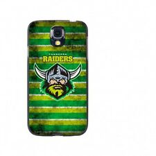 Licensed NRL Club Canberra Raiders Footy Team Back Case Cover Samsung Galaxy S4