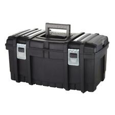 22 in. tool box with new metal latches