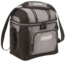 Coleman 9-Can Soft Cooler With Hard Liner Thermal Lunch Box Cooler Job Work