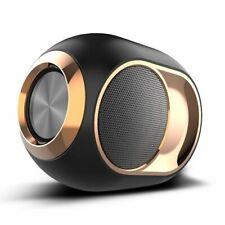 Subwoofer Wireless Bluetooth 5.0 TWS Dual Sound Portable Speaker Waterproof USB