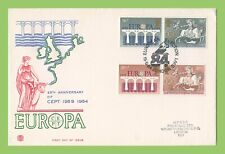 G.B. 1984 Europa set on Stuart First Day Cover, London SW1