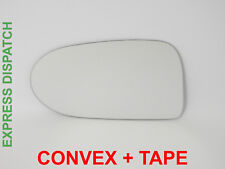 Wing Door Mirror Glass For DAIHATSU CUORE L251 2004-2007 Convex Left side #DH019