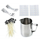 Candle Making Kit, Candles Craft Tools Included 1PCS Candle Make Pouring Candle