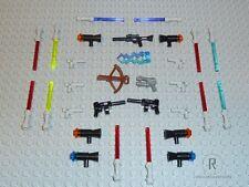 LEGO® STAR WARS Großes Waffen, Blaster Laserschwerter Set Machtblitz Sammlung