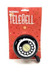 "Incredibell Telebell ""Telephone"" Bicycle Bell"