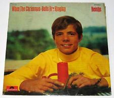 Philippines HEINTJE When The Christmas-Bells Are Ringing LP Record