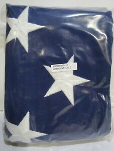 """New US Large Cotton American Flag 5' x 9' 6"""" United States Star & Stripes Flag"""