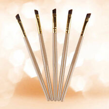 2X/5X Eyebrow Inclined Flat Angled Brush Eyeliner Eyeshadow Eye Brow Makeup Tool