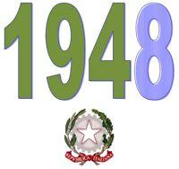 ITALIA Repubblica 1948 Singolo Annata Completa integri MNH ** Tutte le emissioni