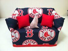 MLB Boston Red Sox Tissue Box Cover Handmade