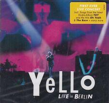 Yello / Live in Berlin  (2 CDs, NEU! Original verschweißt, NEW)
