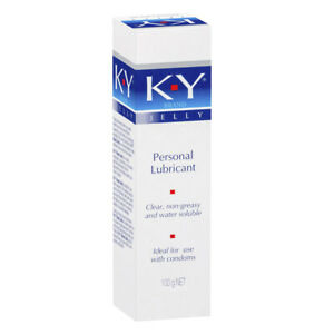 K-Y Jelly Personal Lubricant,Clear Non Greasy And Water Soluble Lubricant 50 gm