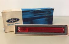 74-78 Mustang II Rear Right Side Red Marker Light D4ZB-15A201-C Lamp Assembly