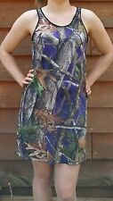 Camouflage Nightgown Cover Up Dress-Camo Nightshirt-Made In USA
