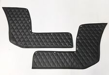 Premium Kenworth W900L Quilted Fender Guards- 20 Different Colors Available!