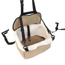 Pet Cat Dog Car Seat Belt Booster Carrier Bag Case for Puppy Travel UK Stock