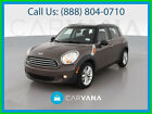 2013 Mini Countryman Cooper Hatchback 4D iriusXM Satellite Bluetooth Wireless Side Air Bags Traction Control Anti-Theft