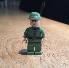 GENUINE LEGO MINIFIG - INDIANA JONES - RUSSIAN GUARD #2 (IAJ017)